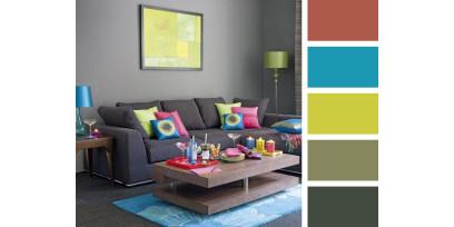 Как выбрать цвет для интерьера?