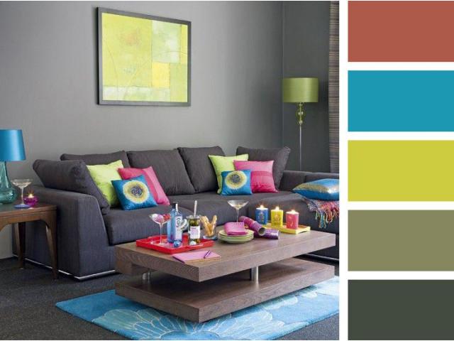 Як вибрати колір для інтер'єру?