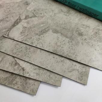 Самоклеюча вінілова плитка мармур онікс, ціна за 1м2 (мін. замовлення 5м2)