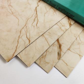Самоклеящаяся вінілова  плитка благородний мармур, ціна за 1м2 (мін. замовлення 5м2)