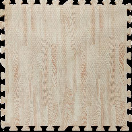 Підлога пазл - модульне підлогове покриття персикове дерево