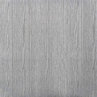 Самоклеющаяся 3D панель дерево белое 700x700x6мм (383)