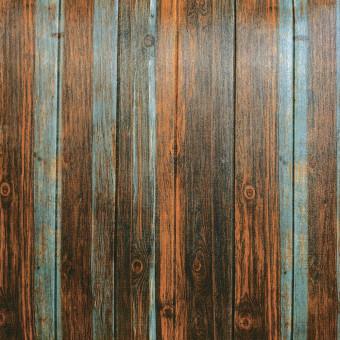 Самоклеющаяся 3D панель серо-коричневое дерево 700x700x6,5мм (86)