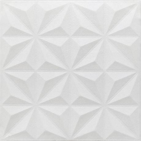 Самоклейка 3D панель зірки 700x770x8мм (116)