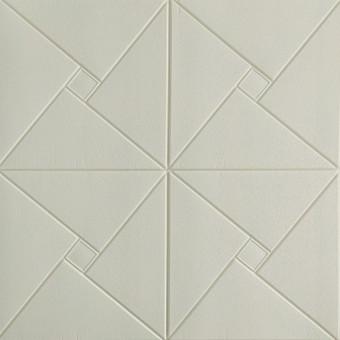 Самоклеющаяся 3D панель оригами 700x700x6,5мм