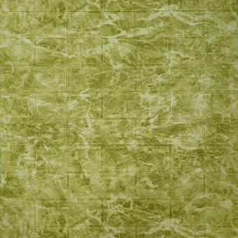 Самоклеющаяся 3D панель мрамор оливковый 700x770x5мм